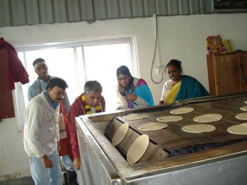 Chapaati - Mass Production9